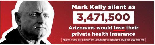 Mark Kelly Billboard HC  -  050119