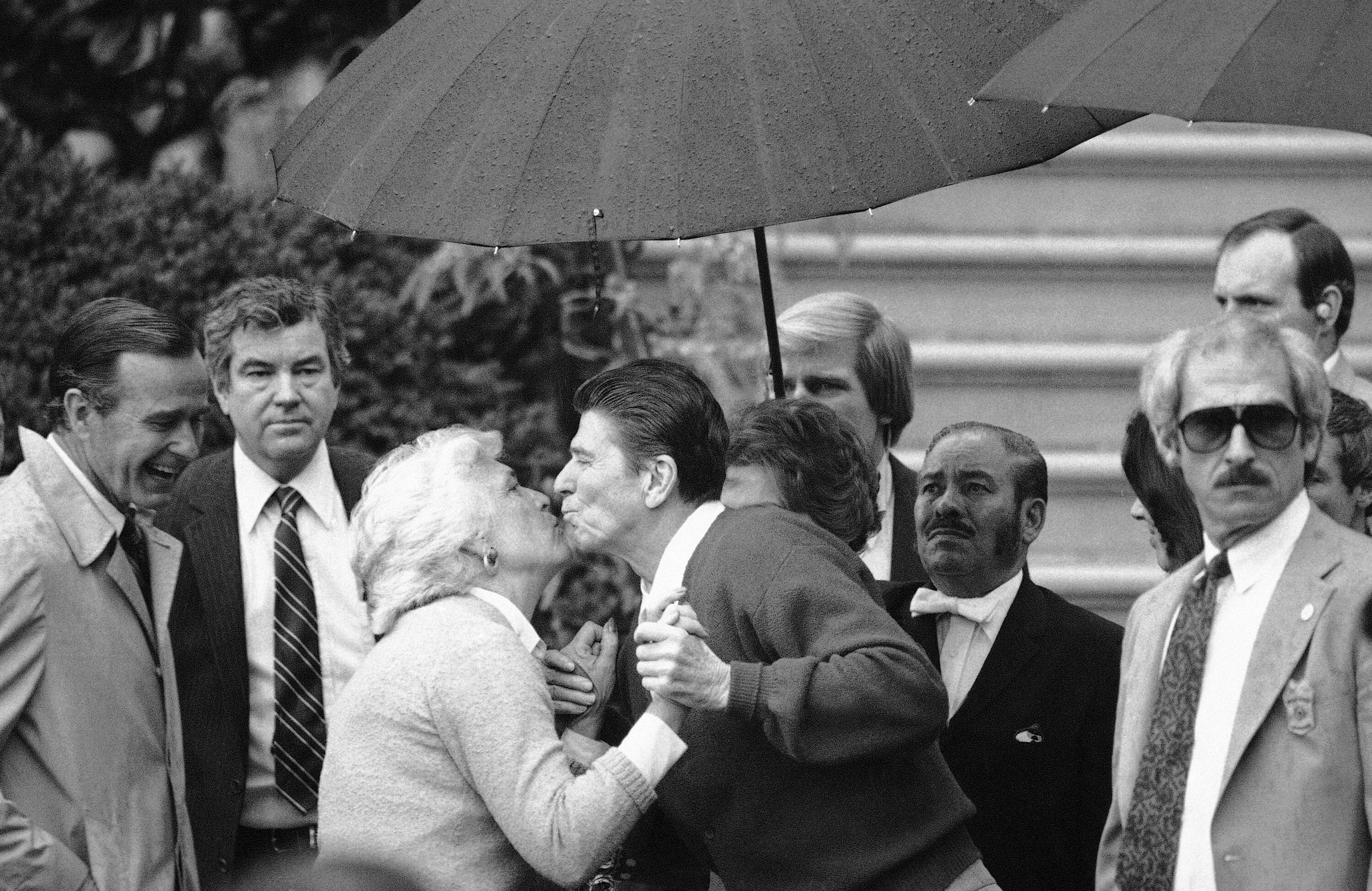 里根暗杀企图1981年