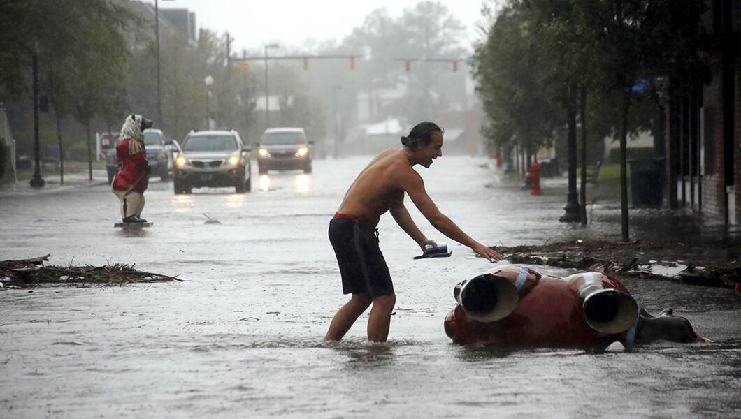 飓风佛罗伦萨
