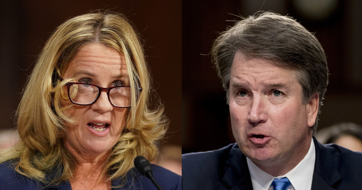 In the Kavanaugh debate, there's only one truth, not 'her truth' or 'his truth'