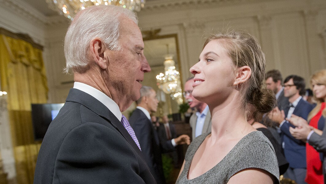 Lilly Jay,Joe Biden