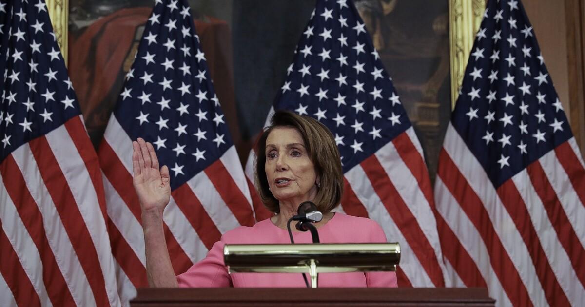 Nancy Pelosi damns dark money after dark money groups help make her speaker