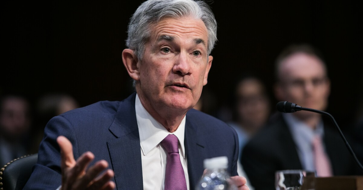 Powell shrugs off Trump's attacks on Fed: 'We're doing fine'