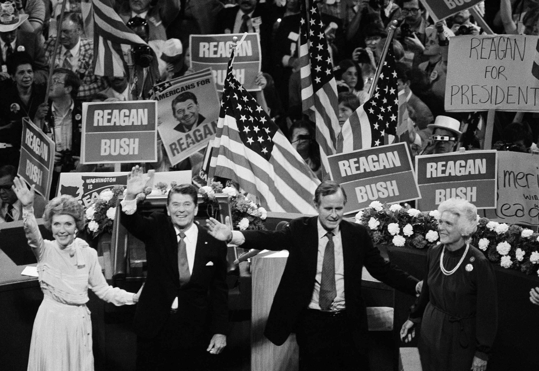 RNC Reagan Bush 1980