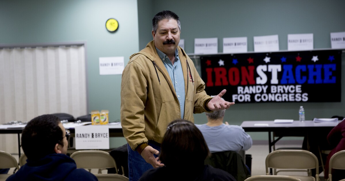 The Cautionary Tale of Randy 'Iron Stache' Bryce