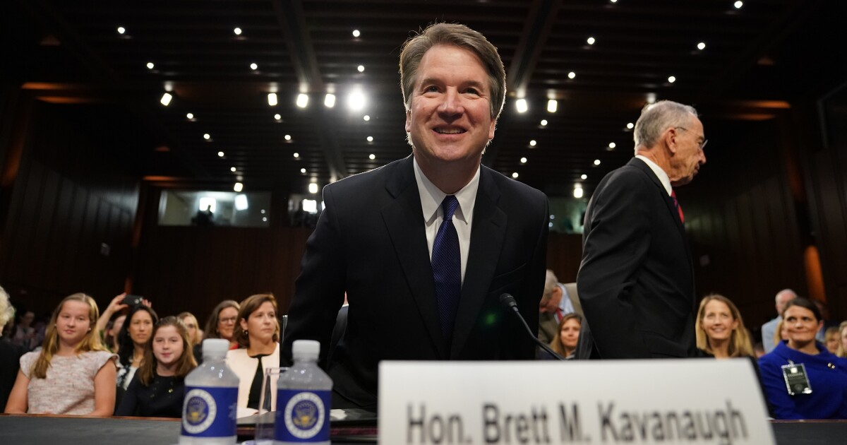Brett Kavanaugh confirmation hearings: One thing senators must ask
