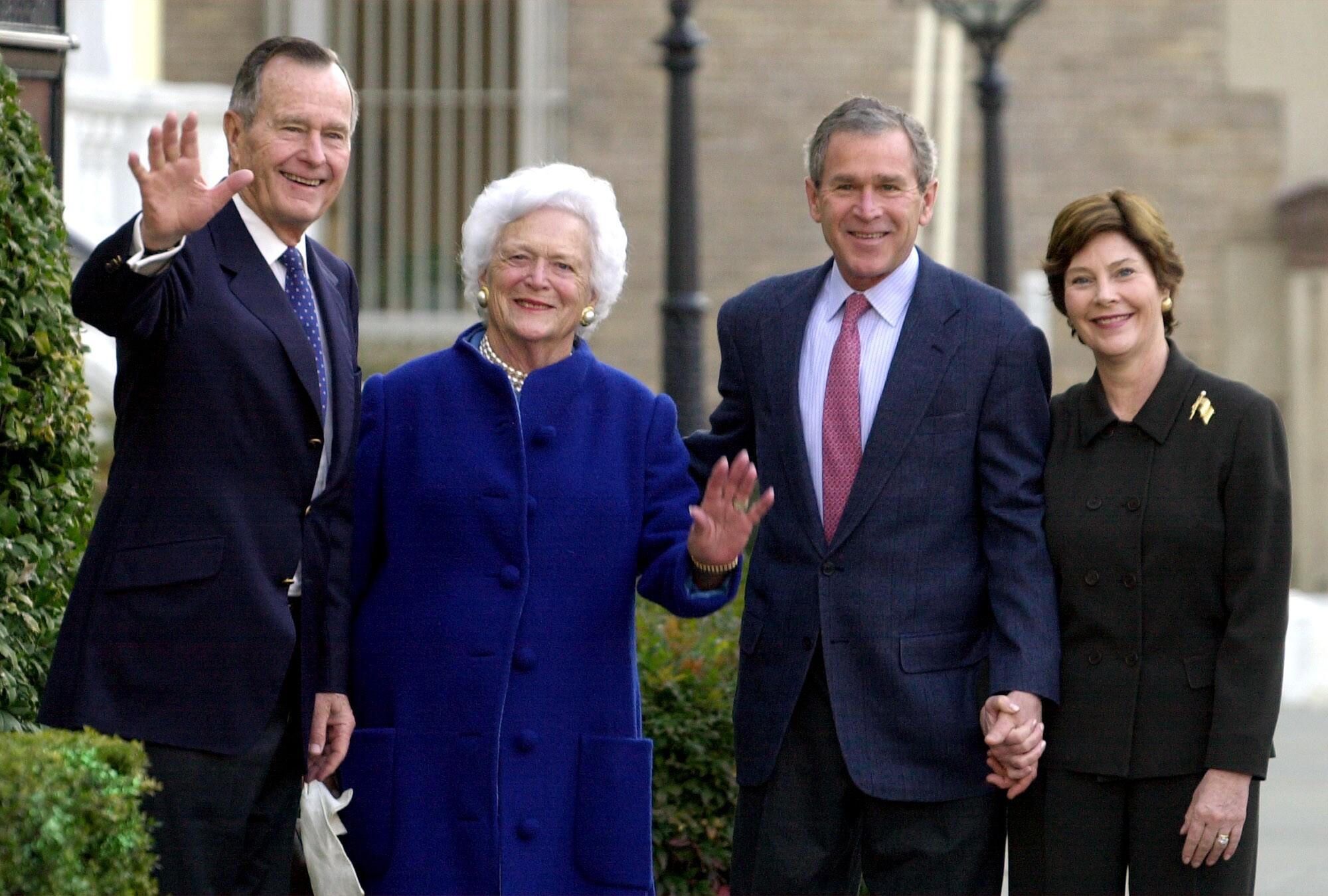 布什2002年1月