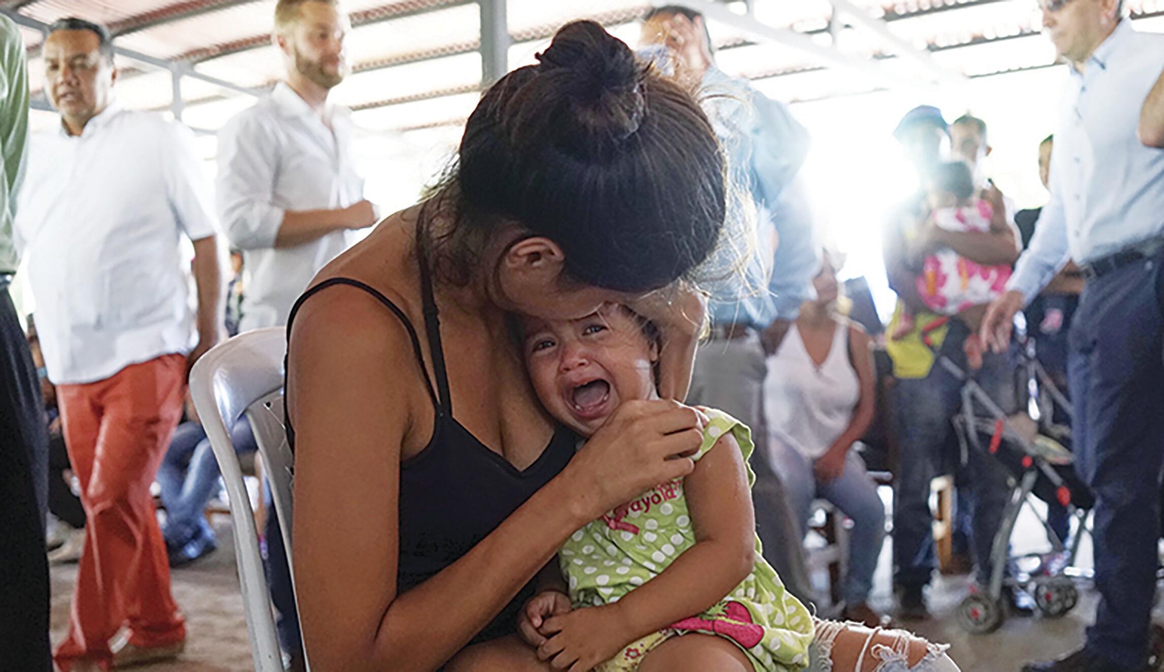 哥伦比亚委内瑞拉移民