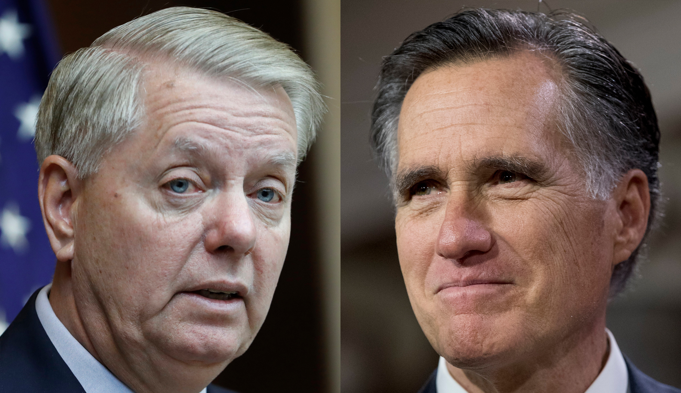 washingtonexaminer.com - Romney and Graham leave the door open to voting to remove Trump if impeachment passes