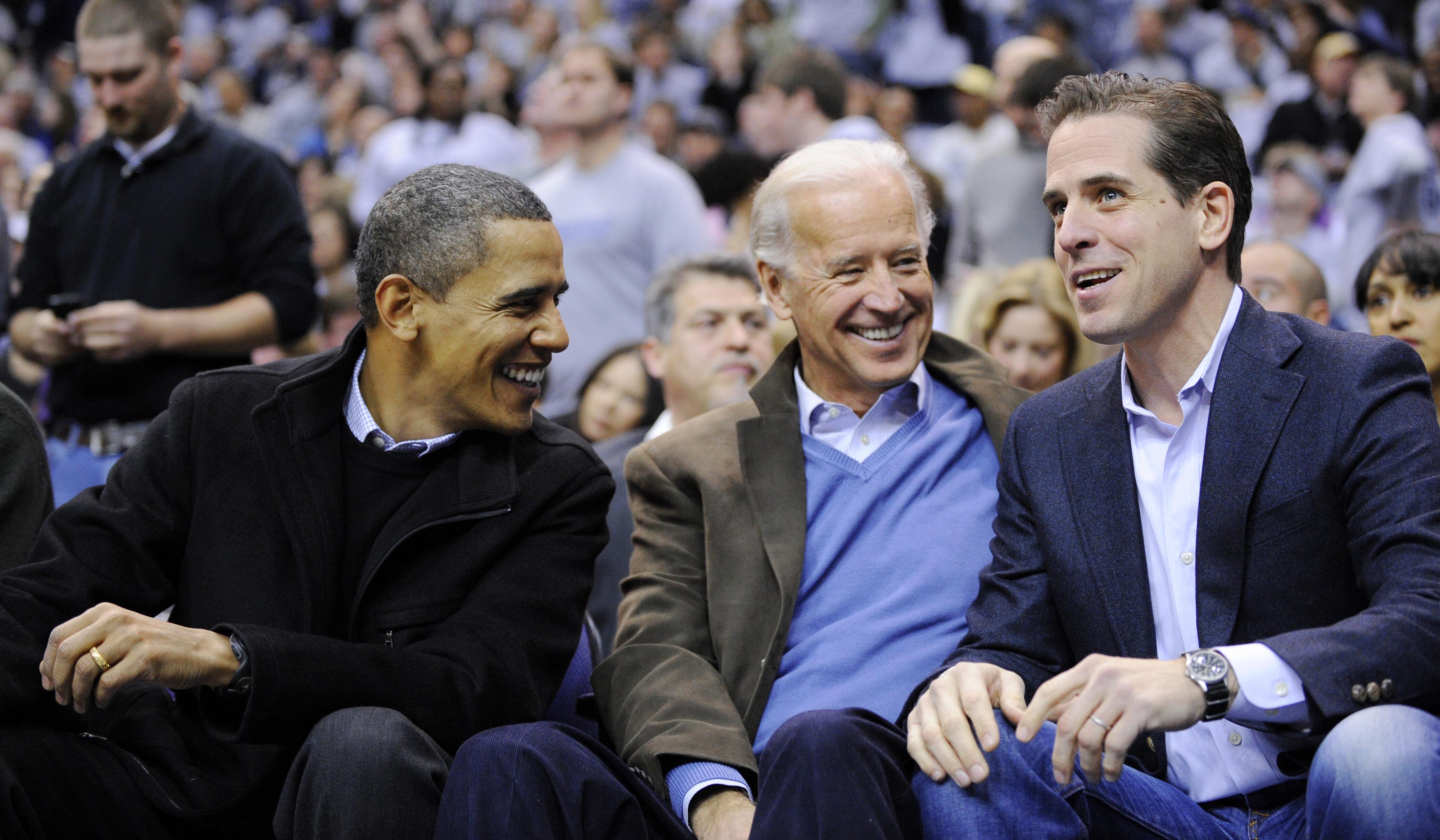 Most want Hunter Biden investigated