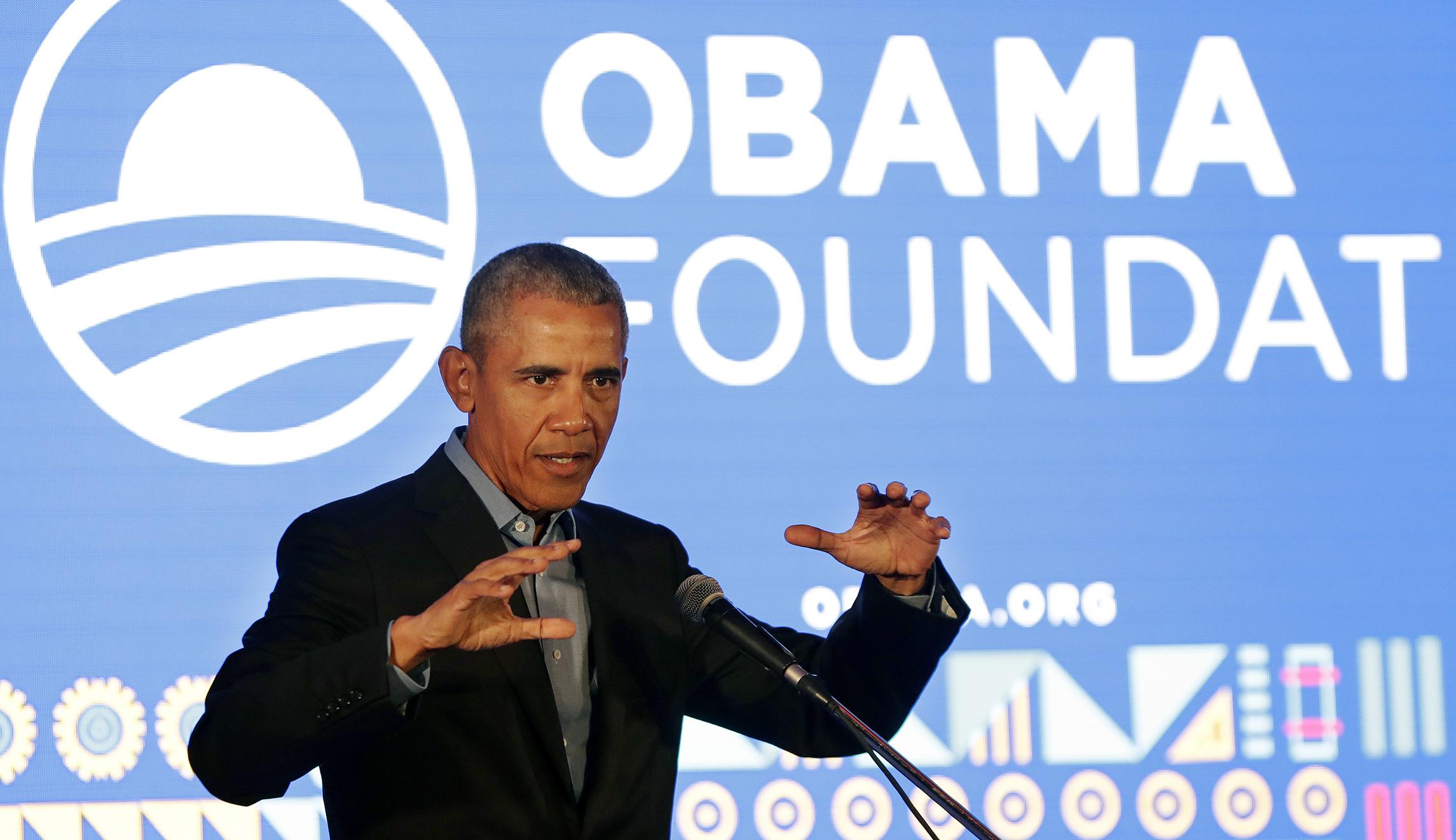 washingtonexaminer.com - Obama: 'Men have been getting on my nerves lately'