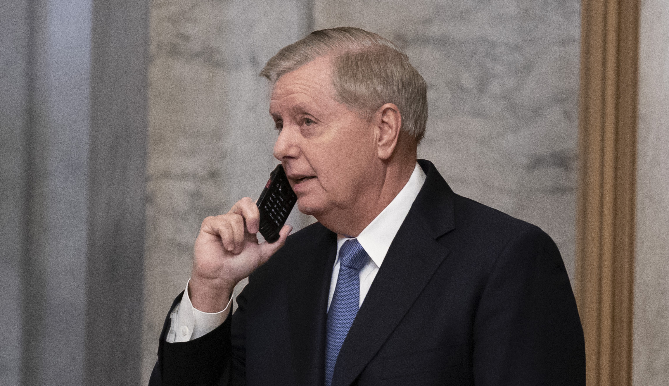 Lindsey Graham will call four Carter Page FISA signers to testify before the Senate