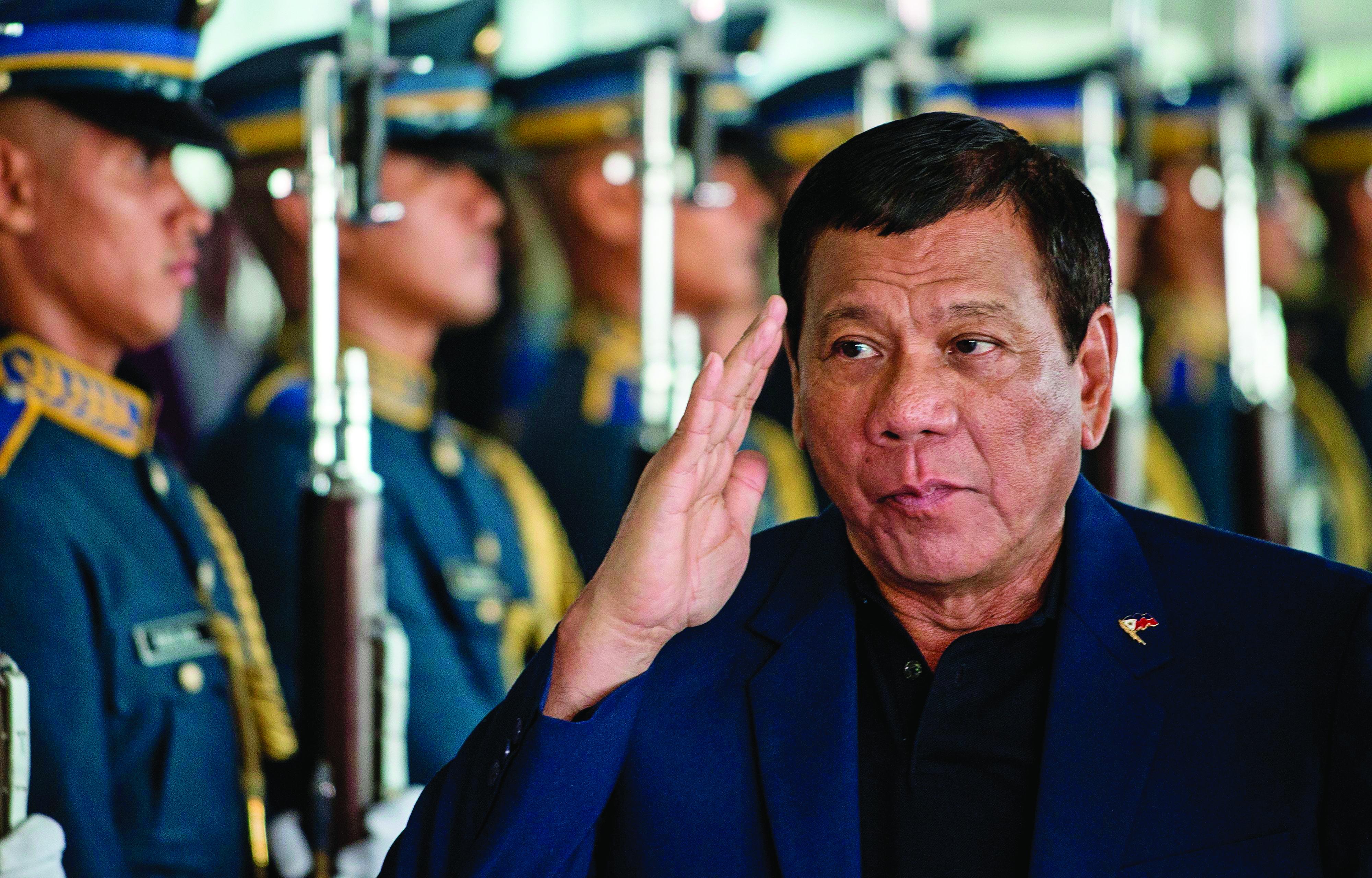 noel 2018 foe Understanding the Popularity of Philippines President Rodrigo Duterte noel 2018 foe