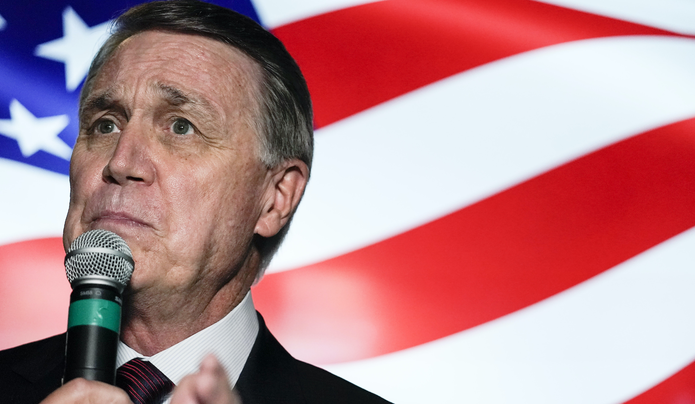 Perdue relies on Republican loyalty after coronavirus scare derails Senate campaign