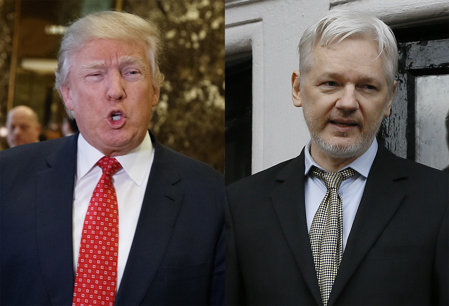 washingtonexaminer.com - Trump: 'I don't know anything' about Julian Assange