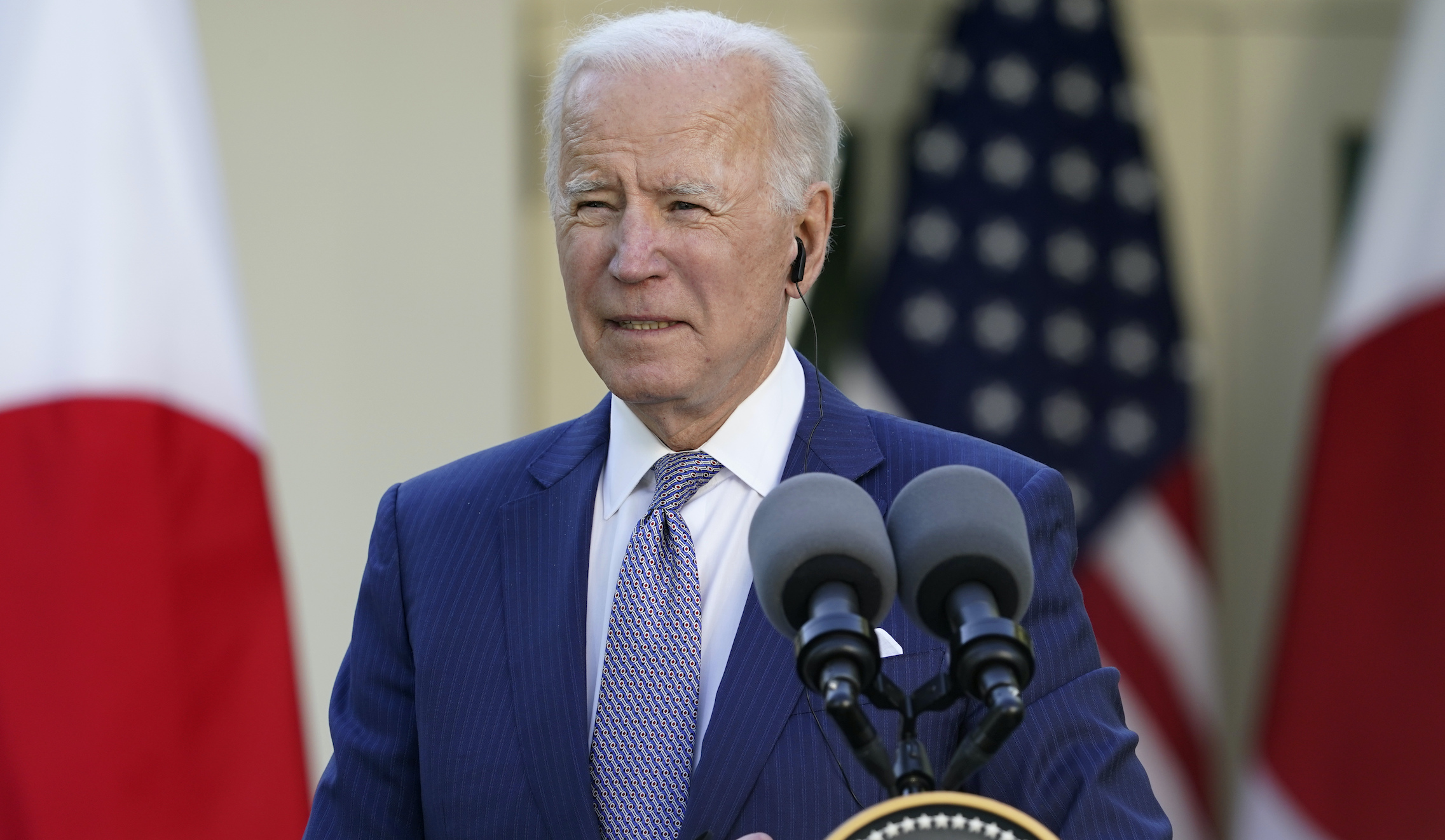 Biden defends pushing other bills before gun control after Indianapolis shooting