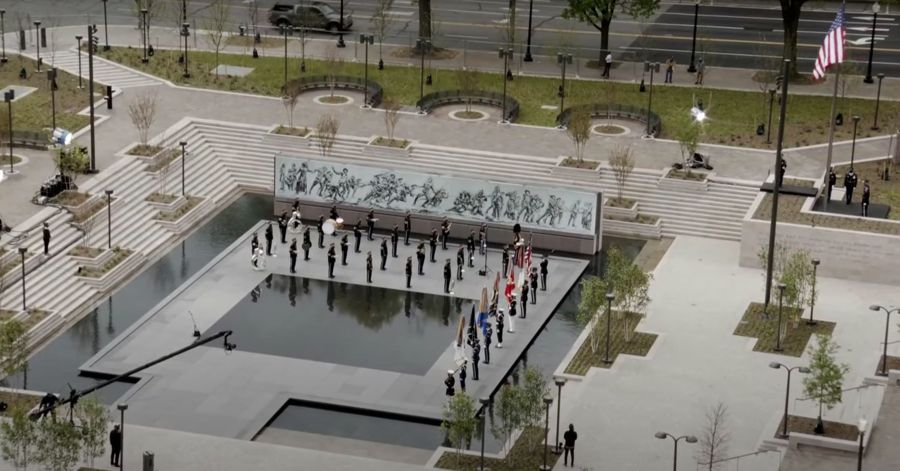 National World War I Memorial unveiled in DC