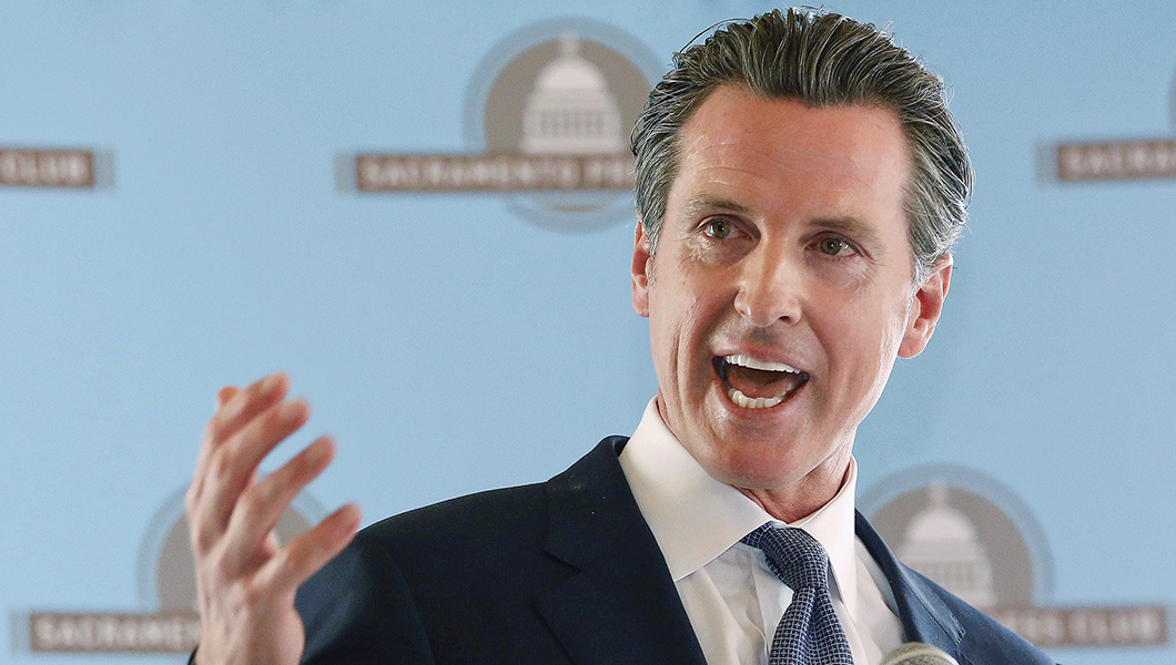 Petition to recall California governor has 1.2M signatures as Newsom rolls back stay-at-home order