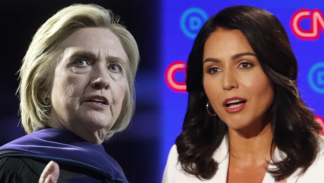 washingtonexaminer.com - Tulsi Gabbard: 'They will destroy you' if you stand up to Clinton