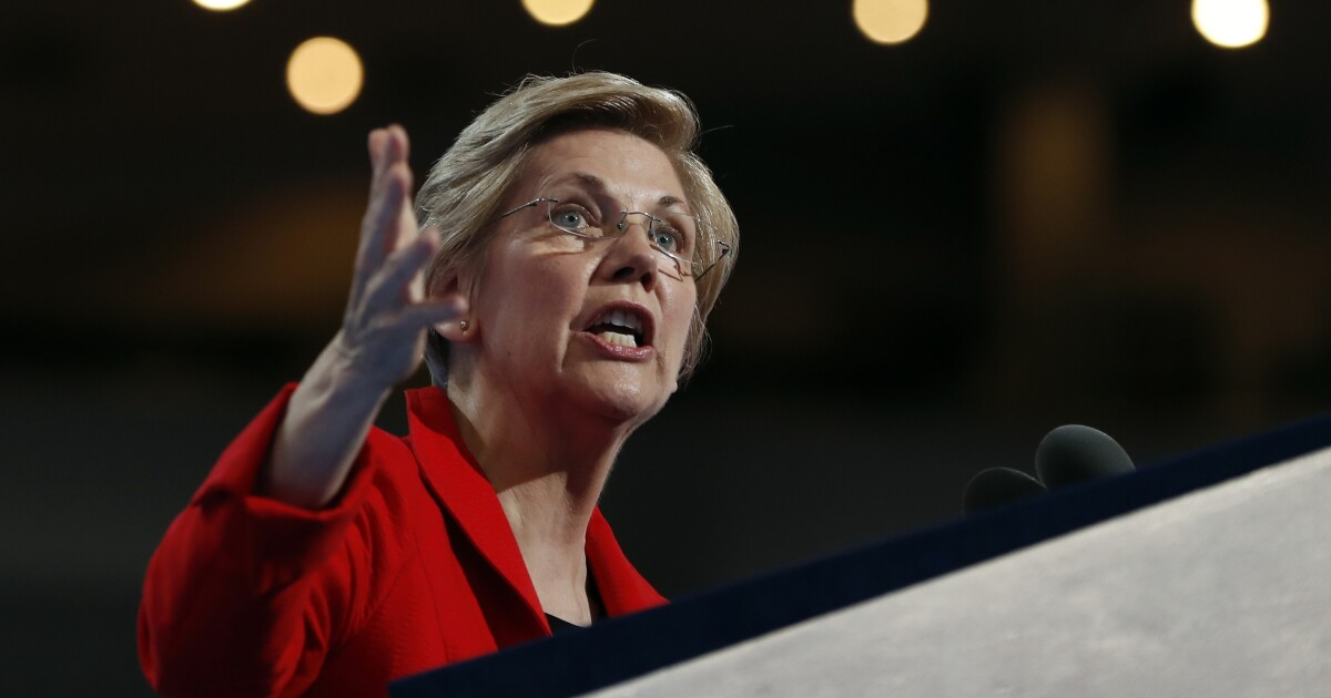 Amazon needs a Glass-Steagall Act, Elizabeth Warren suggests