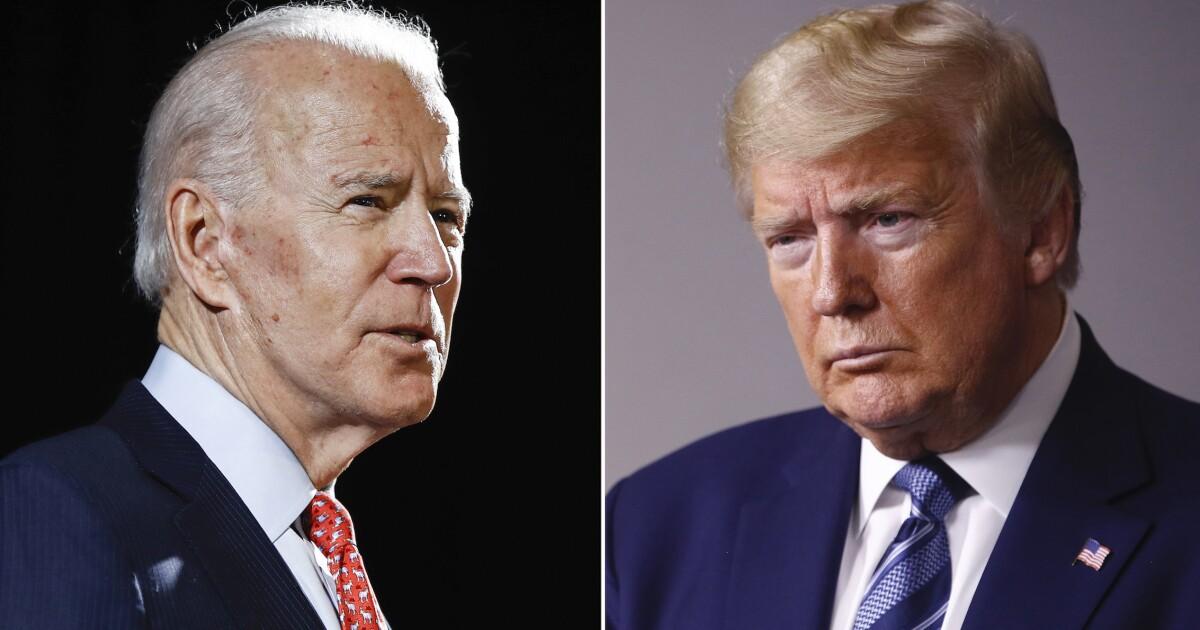 Biden and Trump tied in Alaska: Poll