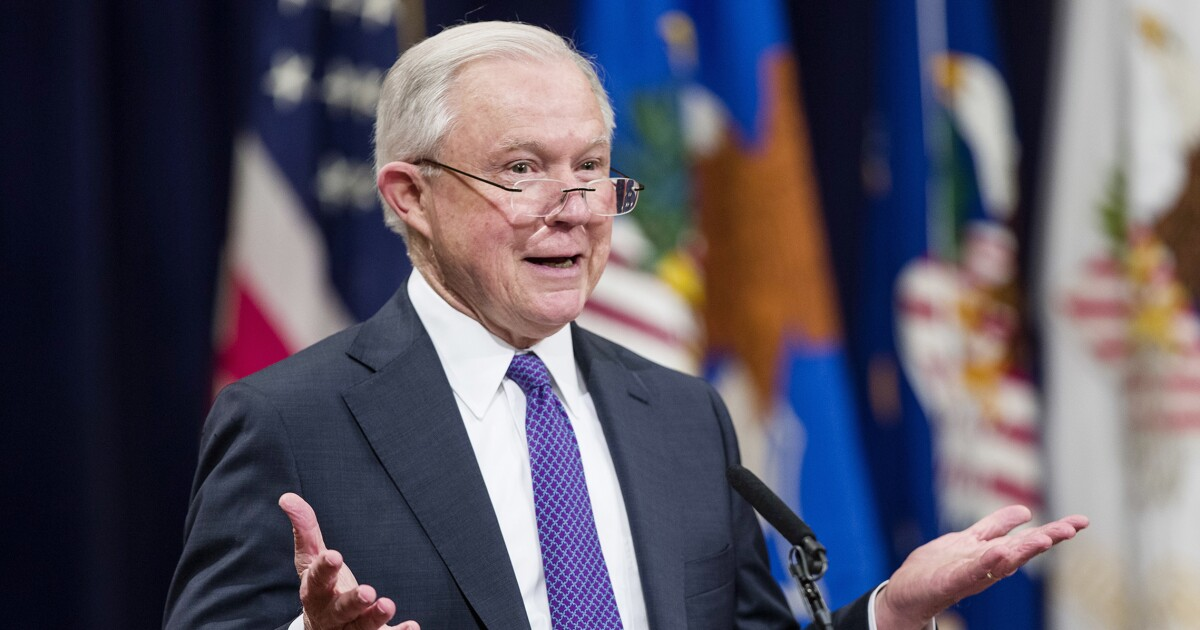 Sessions 'taking a serious look' at 2020 Senate run in Alabama