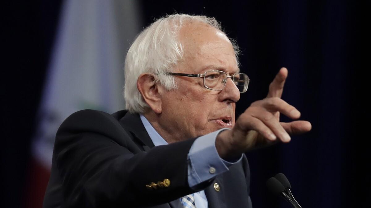 Bernie Sanders demands retraction of 'inaccurate' <i>Washington Post</i> fact check