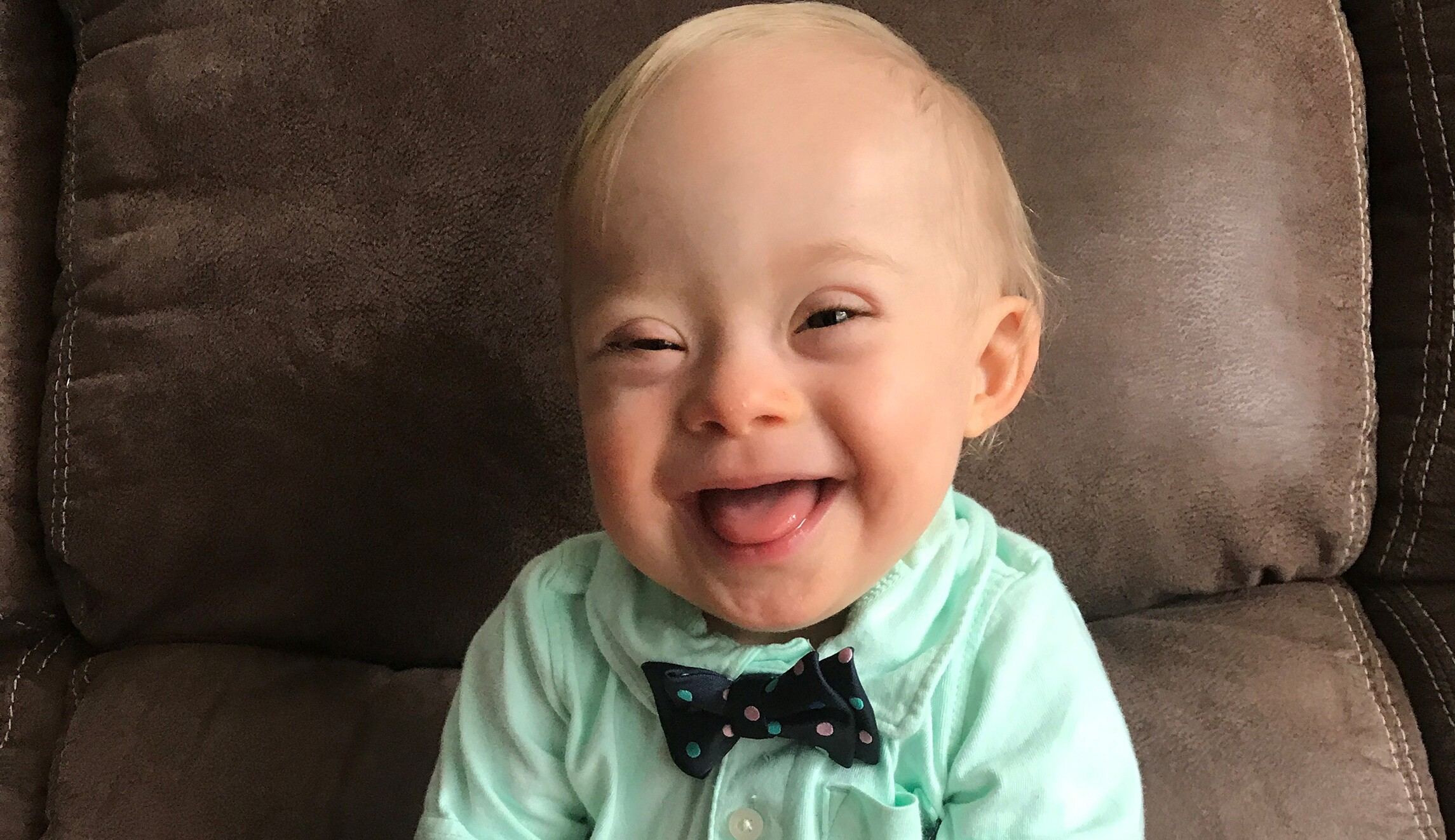 Gerber sends the right message in picking Down Syndrome ...