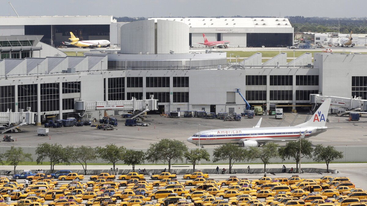 Stowaway hiding in cargo hold of plane makes it from Cuba to Miami