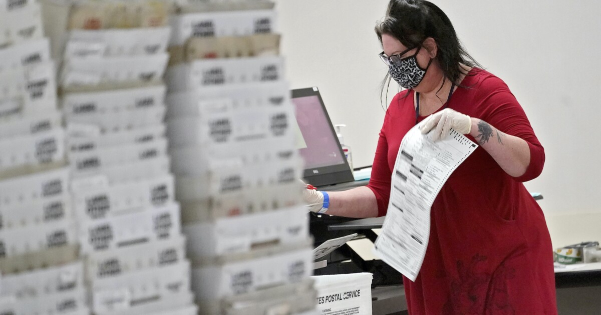Maricopa County GOP chairwoman resigns after Democrats reveal she skipped election machine test