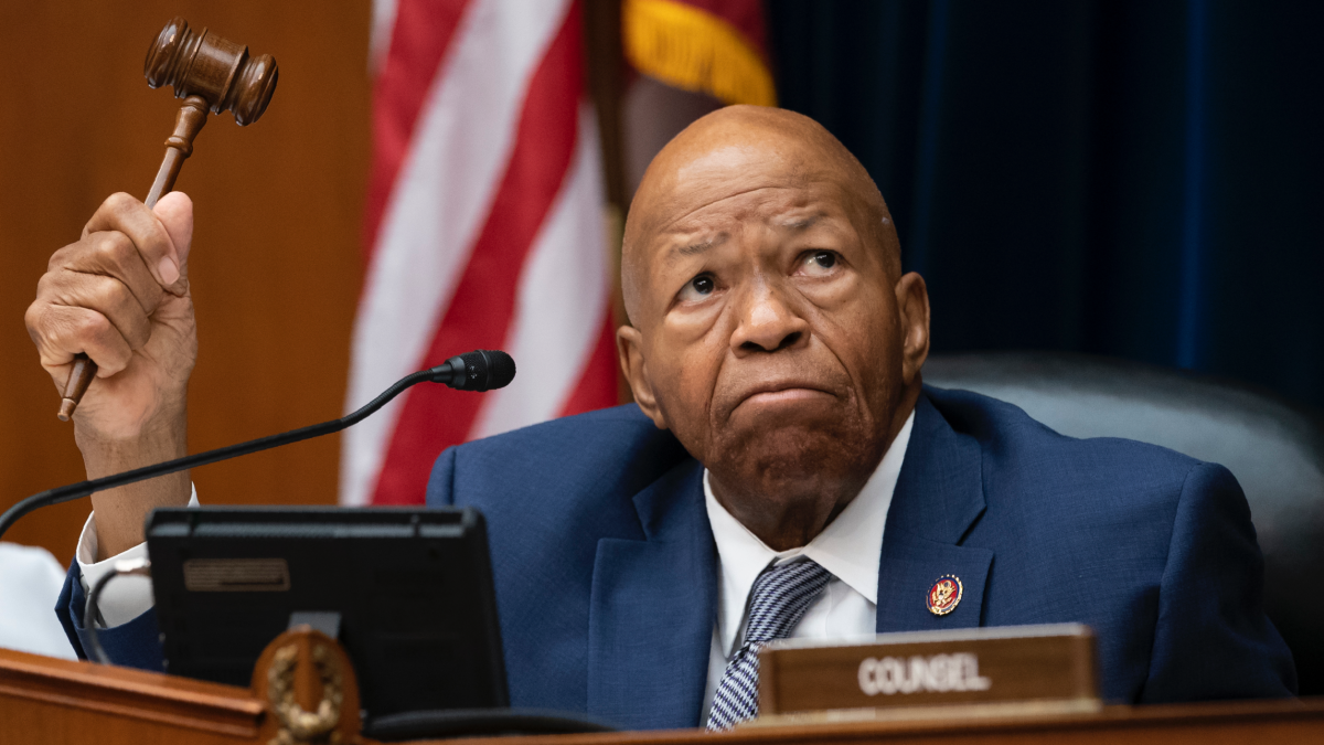 Congress is a worse place for the death of Rep. Elijah Cummings