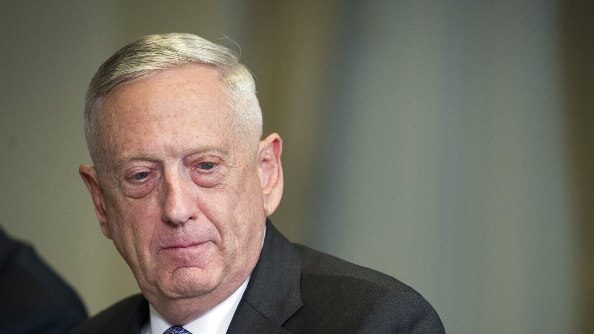 'Alpha male wolf' and 'finest of tribal elders': The two sides of Gen. James Mattis, US Marine