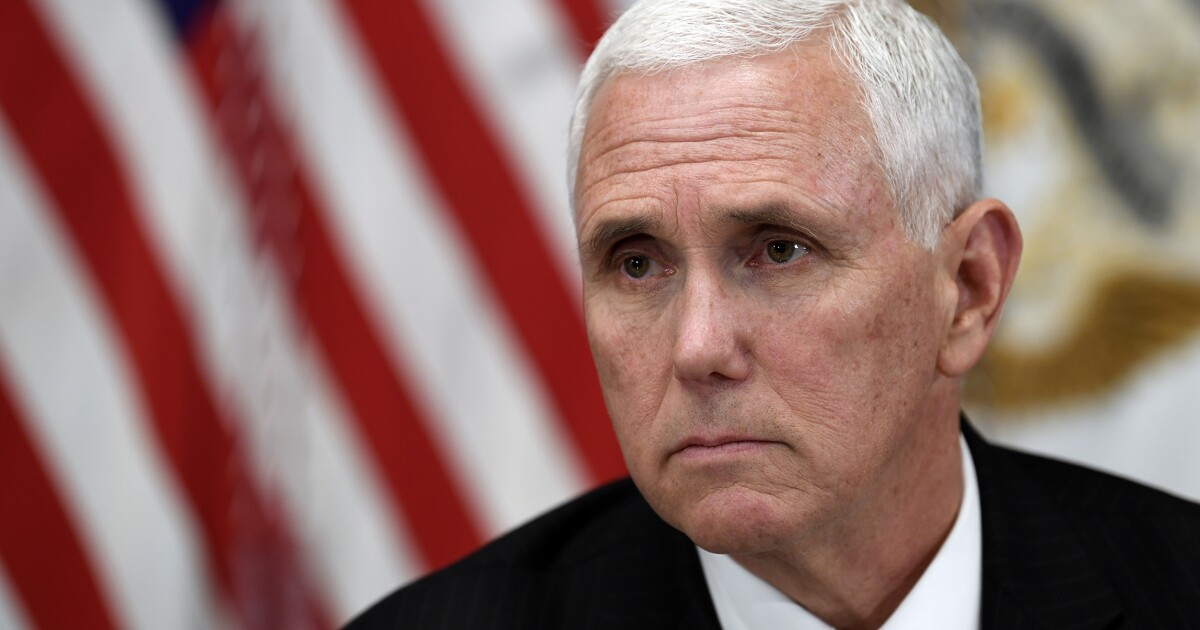 EXCLUSIVE: Pence vows 'aggressive' effort to safeguard a 'free and fair election'