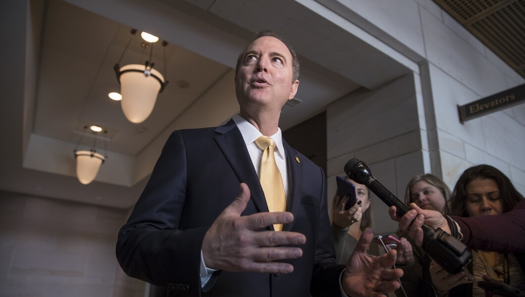 Adam Schiff Russia probe