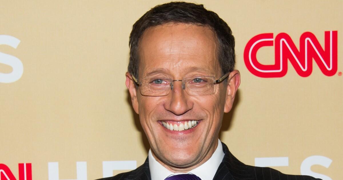 Third CNN personality tests positive for coronavirus