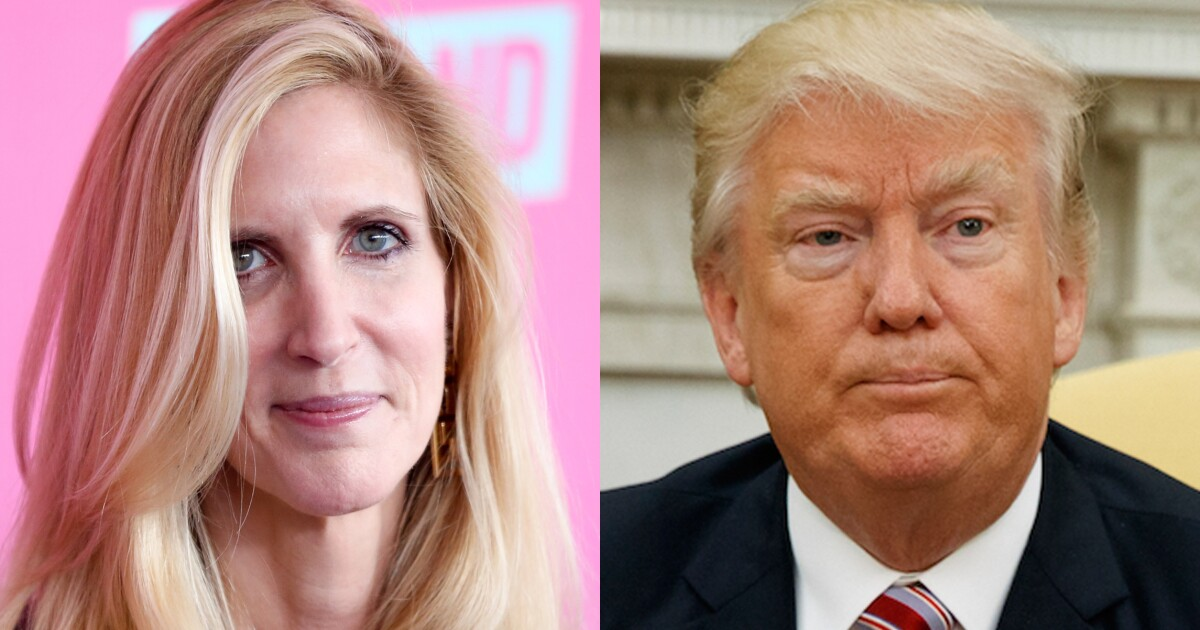 Ann Coulter predicts Trump will promote 'Ivanka and Jared's business interests' if reelected