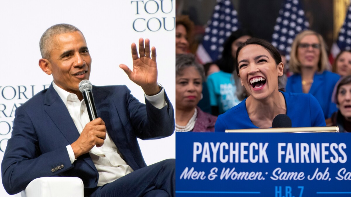 Obama and AOC films among nominees for Critics' Choice Documentary Awards