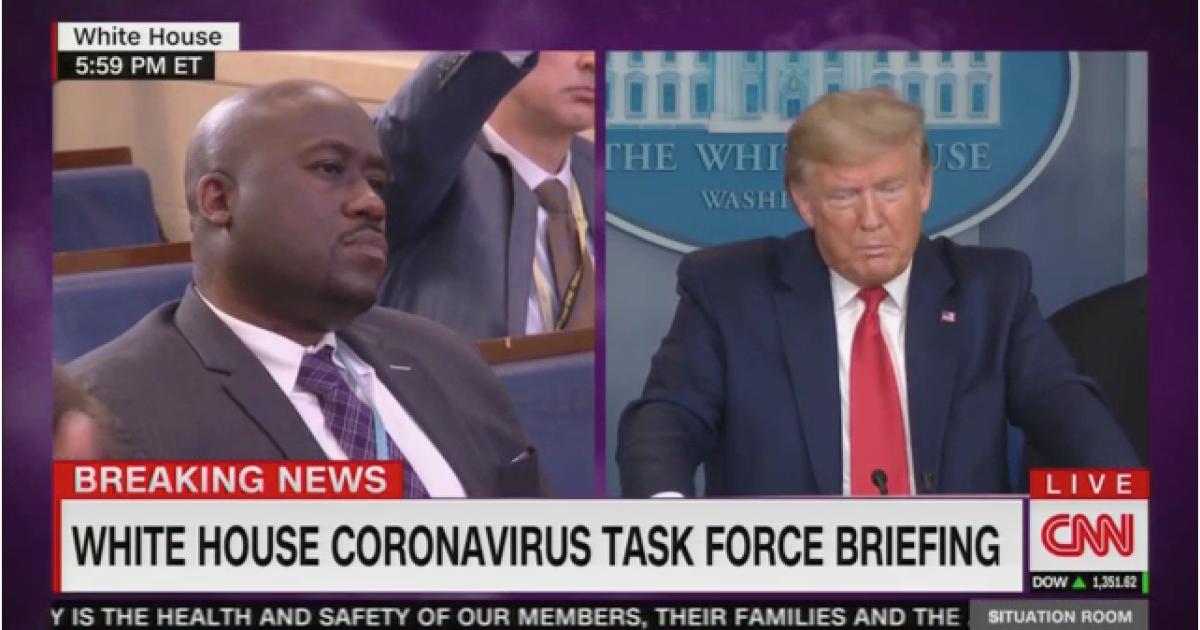'How's Michael doing?': Trump trolls <i>Bloomberg</i> reporter