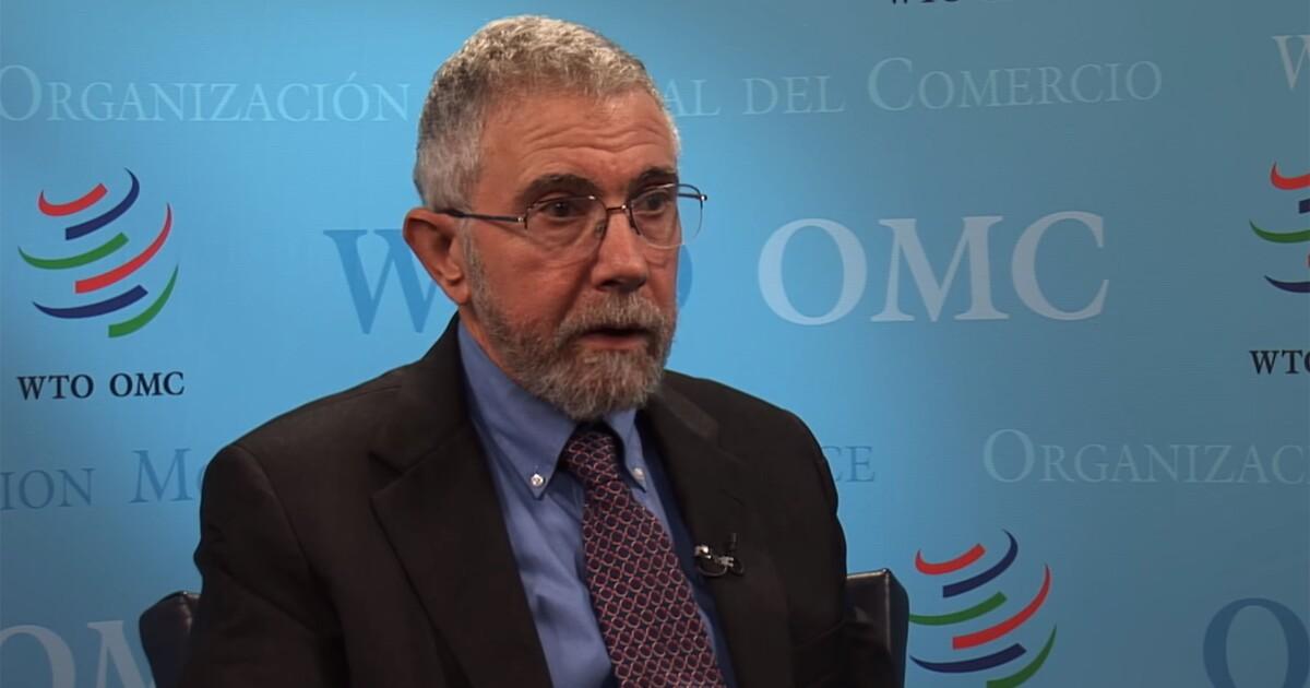 Paul Krugman accuses media of 'pro-Trump bias'