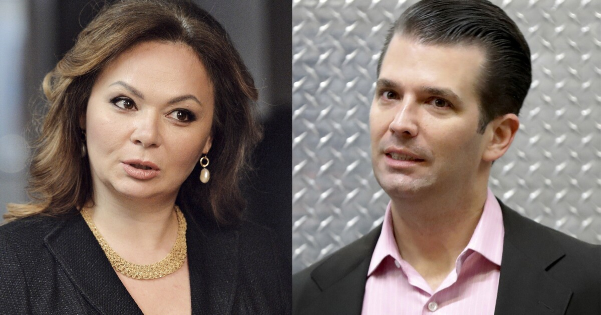 Russian Lawyer Donald Trump Jr Said Magnitsky Act Could Be