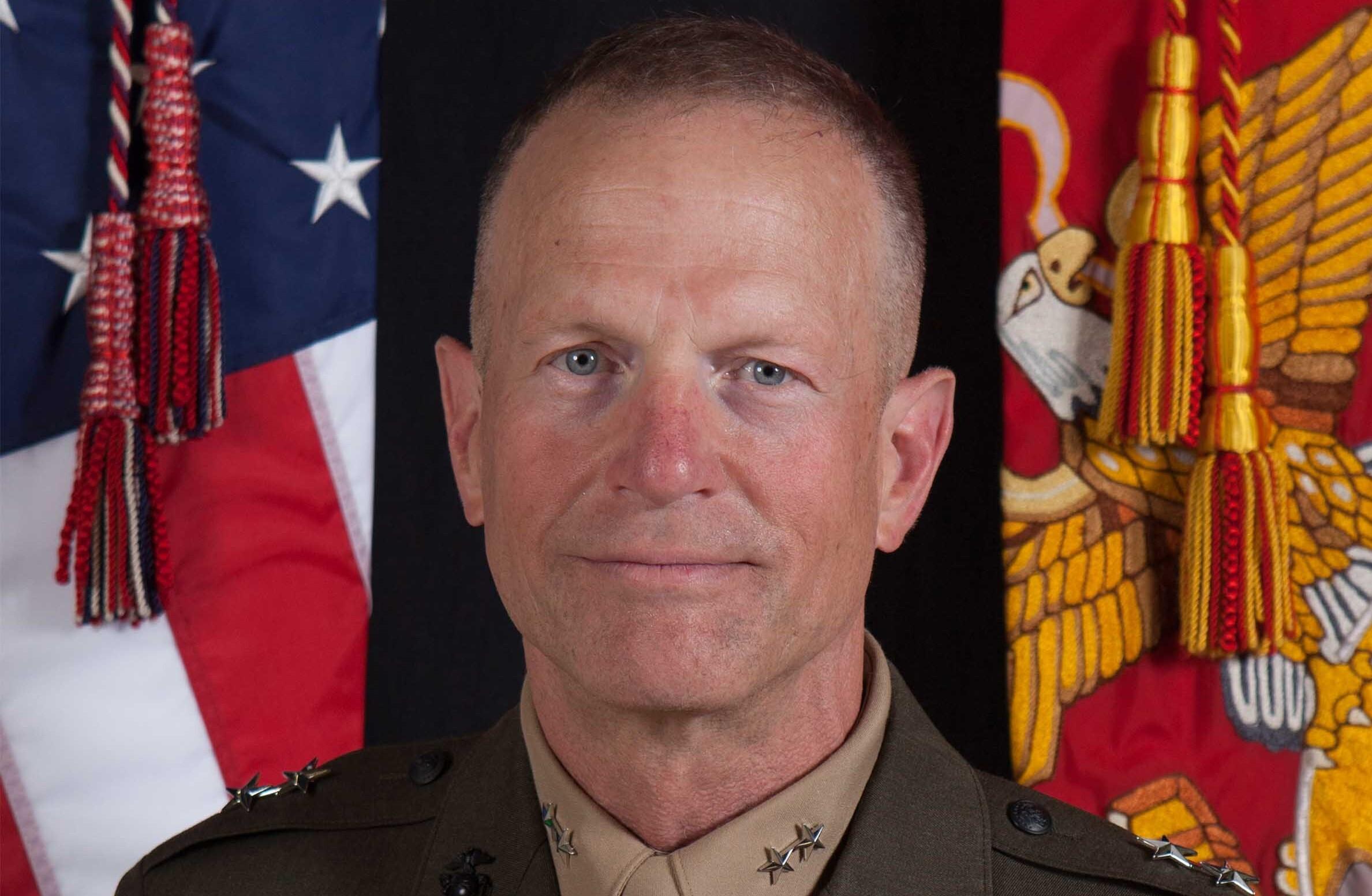 jim mattis taps fellow marine general to speak for the pentagon