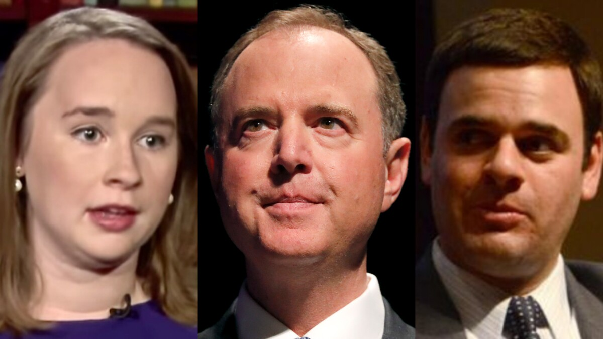 Adam Schiff's staff includes 2 aides who worked with whistleblower at White House