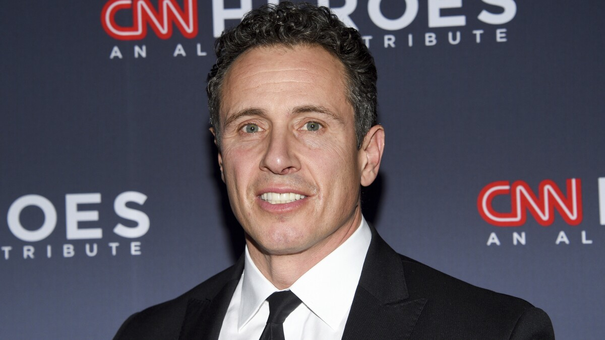 Chris Cuomo claims 'there was no individual right' to the Second Amendment until 2008