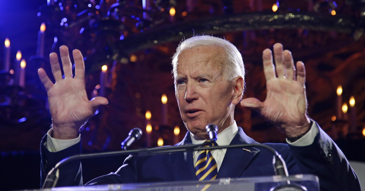 Twitter prepares transfer of @POTUS account to Biden