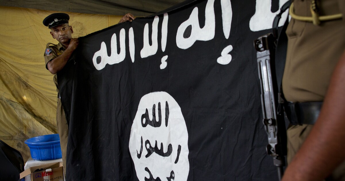 Thousands of ISIS fighters remain undefeated in underground cells, coalition general admits