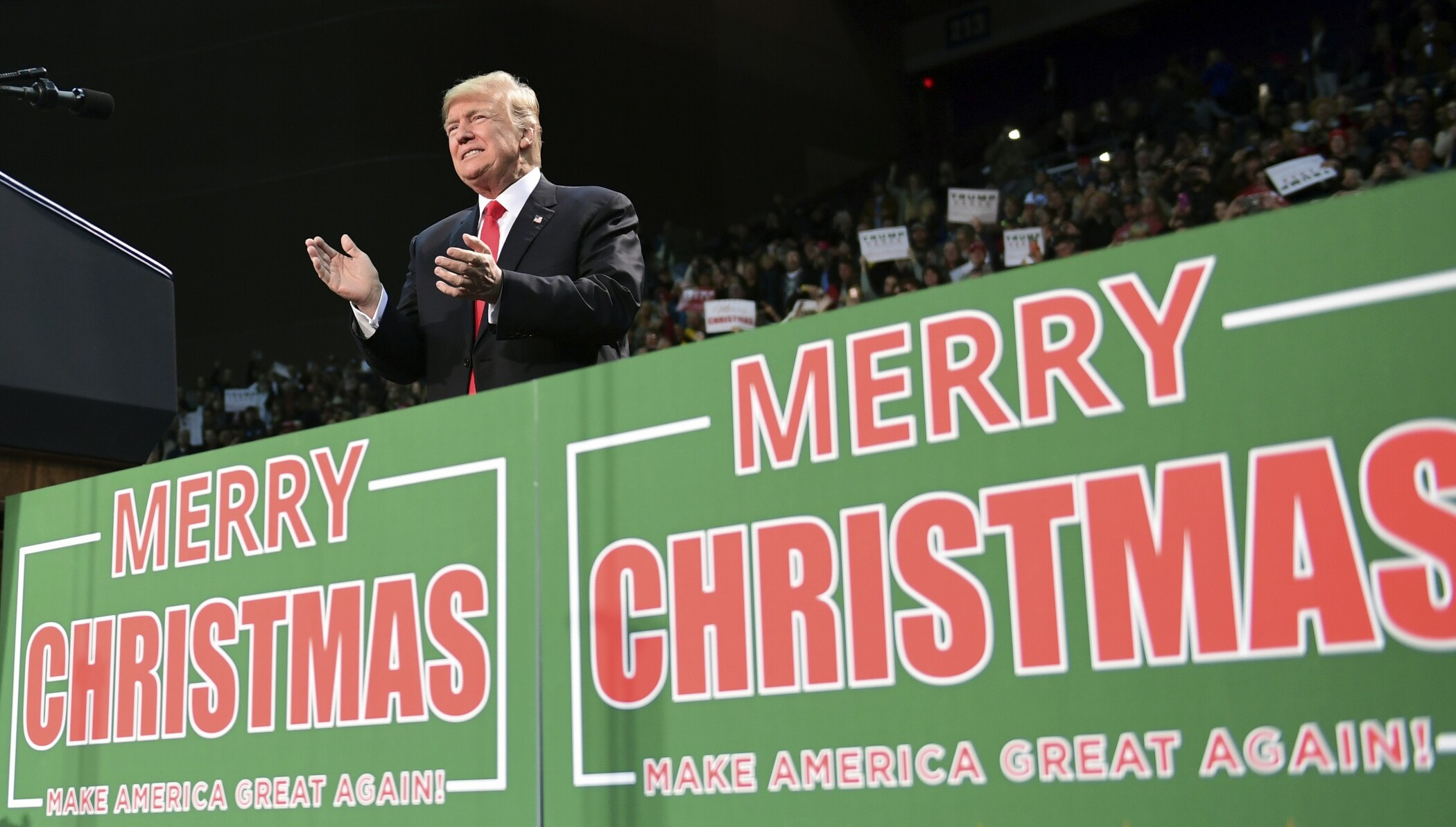 president trumps most underappreciated accomplishment is ending the war on christmas - The War On Christmas