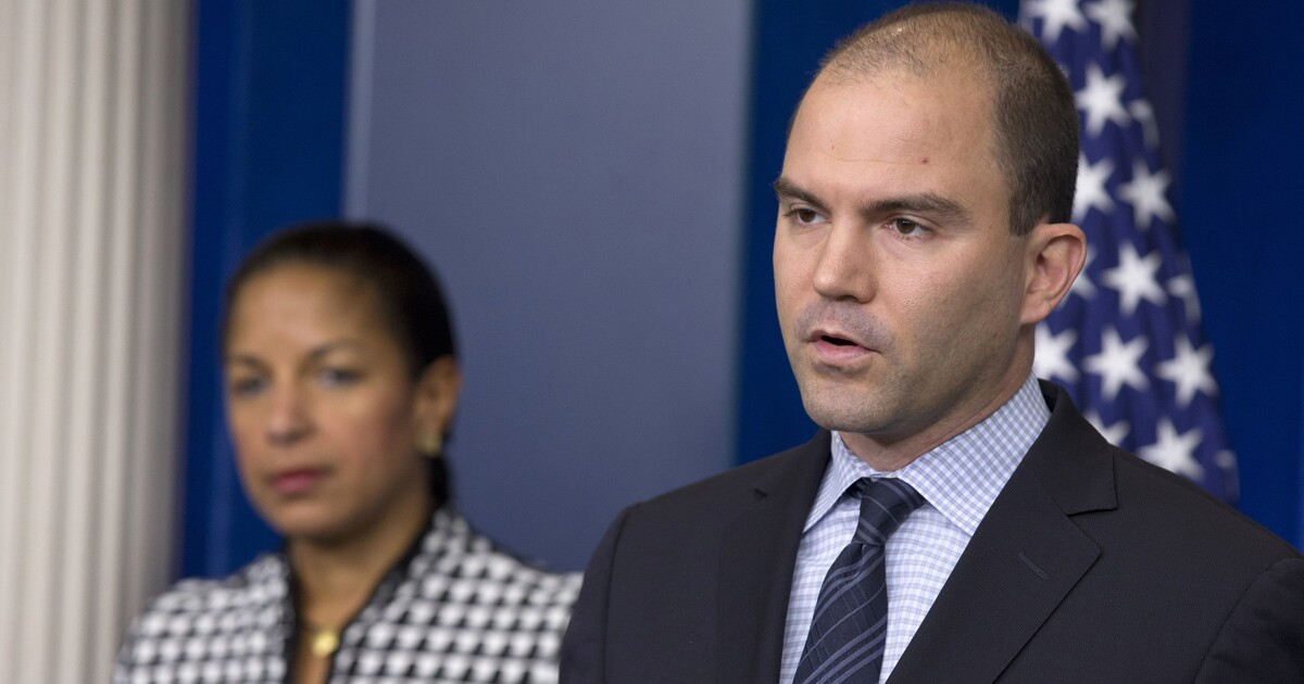 Judge rules Susan Rice, Ben Rhodes must answer watchdog's questions on Clinton email server, Benghazi