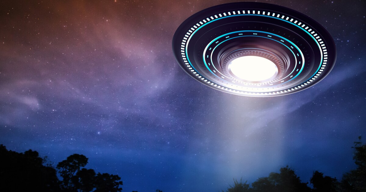 Storming Area 51 won't work, but studying UFOs is a real concern