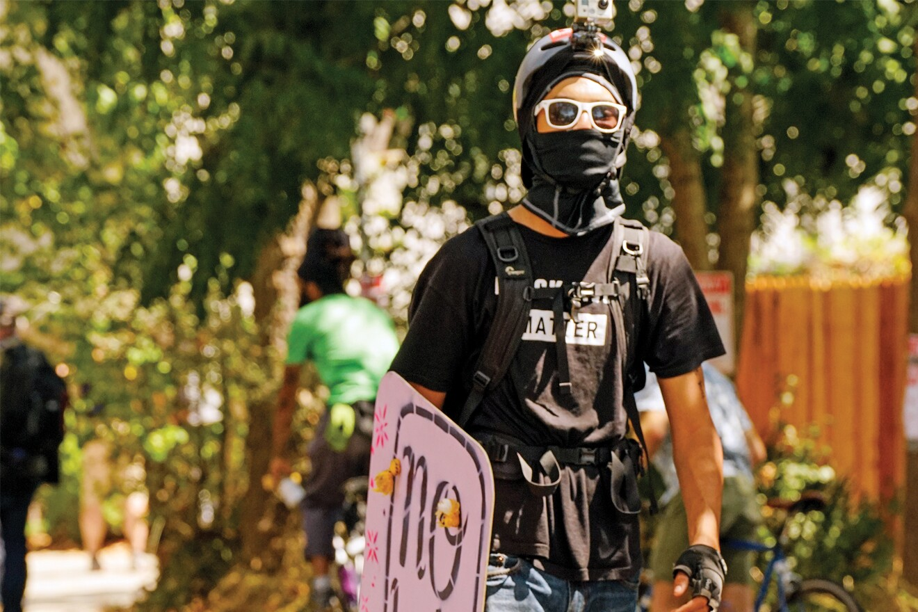 A Beating in Berkeley