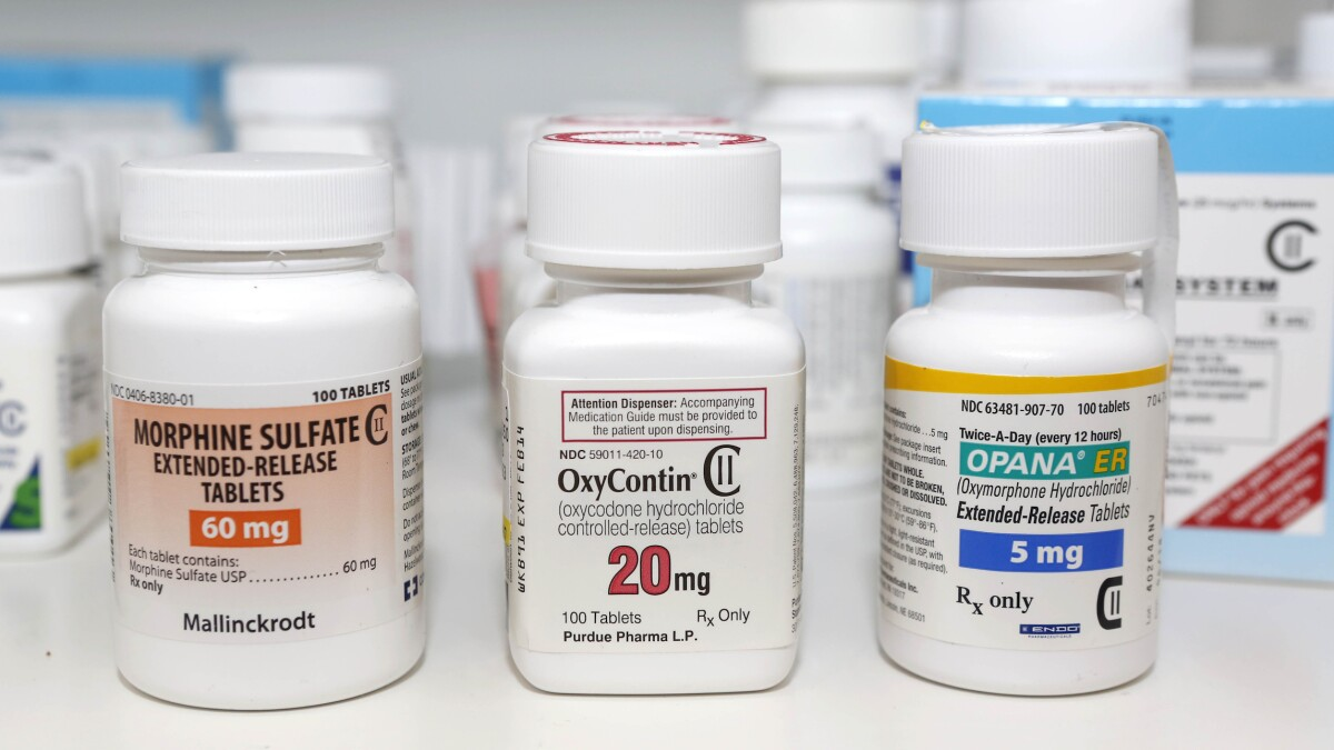 Opioid cases aren't just about 'pills per person'